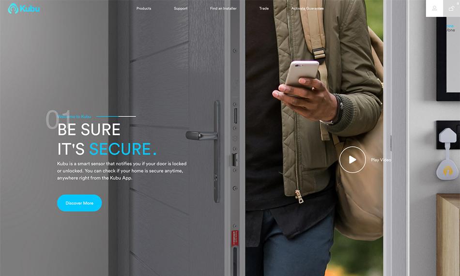 KUBU'S SMART NEW WEBSITE