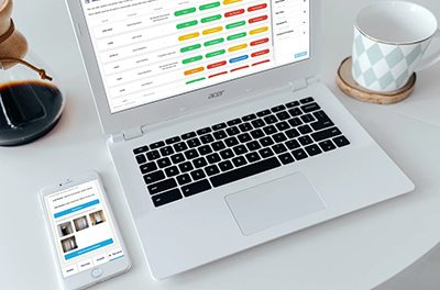 JOB MANAGEMENT SOFTWARE THAT'S DESIGNED FOR YOU