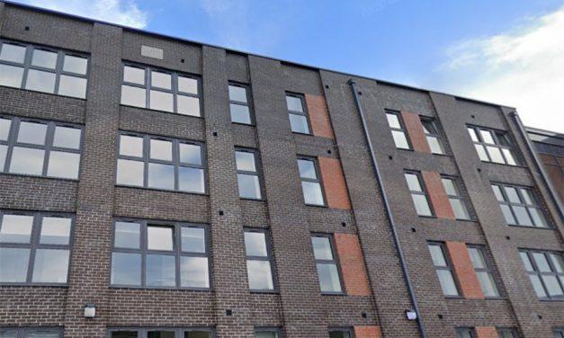 SPECTUS FLUSH TILT & TURN WINDOWS SPECIFIED FOR NEW BUILD SOCIAL HOUSE DEVELOPMENT