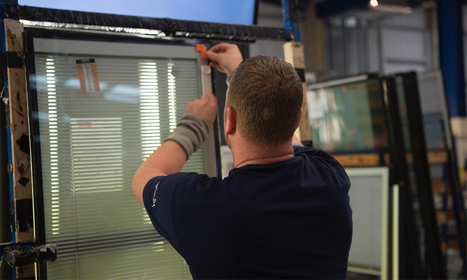 MORLEY GLASS & GLAZING INCREASES VOLUME BY 50%
