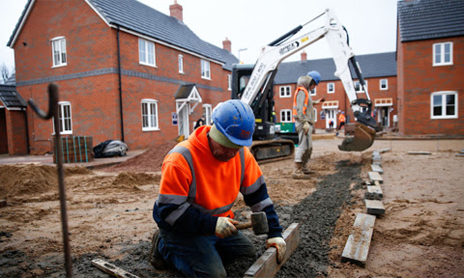 UK CONSTRUCTION OUTPUT GROWTH STAYS STRONG IN DECEMBER 2020