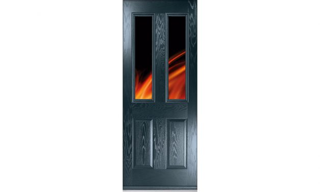 GUARDSMAN FIRE DOOR FROM ODL EUROPE ATTRACTING ATTENTION
