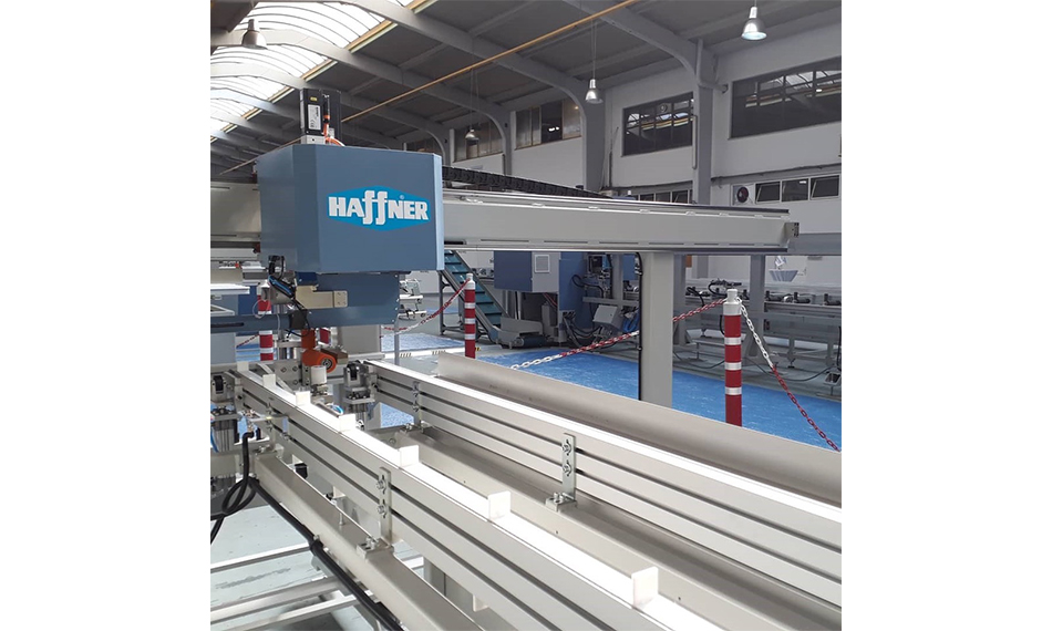 STOCKED MACHINERY FROM HAFFNER MURAT