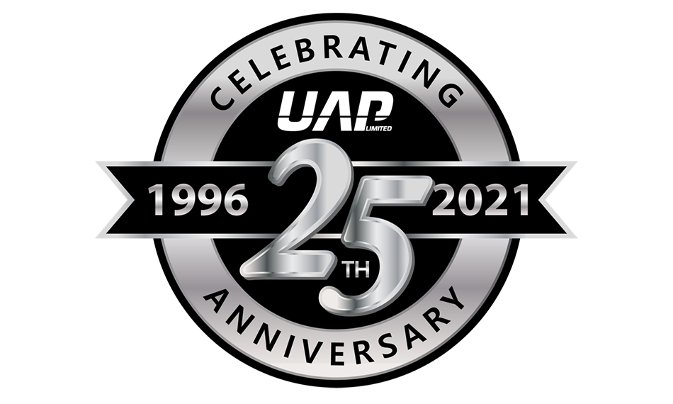 UAP LTD UNLOCKS THE DOOR TO CELEBRATIONS FOR ITS SILVER ANNIVERSARY