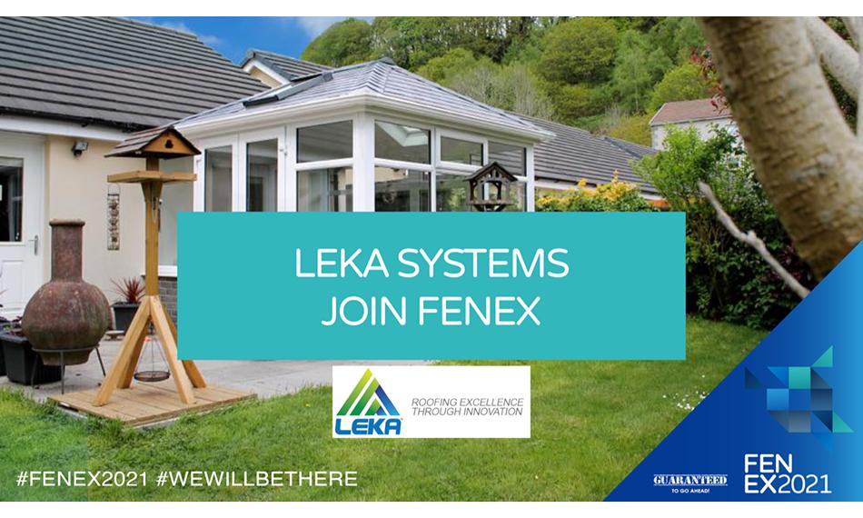 LEKA SYSTEMS JOINS FENEX 2021
