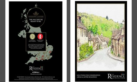 NEW RESIDENCE BROCHURE FOR CONSERVATION AREAS AND LISTED BUILDINGS