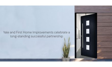 YALE STRENGTHENS ITS EVER-GROWING PARTNERSHIP WITH FIRST HOME IMPROVEMENTS