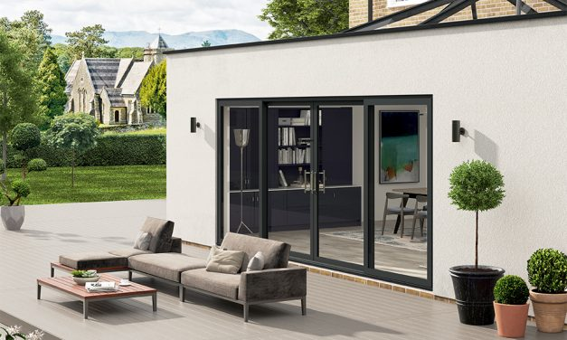 MFT CONTINUE TO INVEST IN GROWTH WITH LAUNCH OF ALUMINIUM VISOGLIDE PLUS SLIDING PATIO DOOR