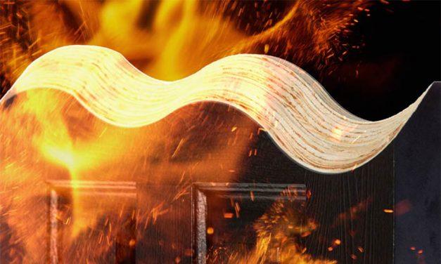 NEW HIGH PERFORMANCE FIRE DOOR FROM ENDURANCE
