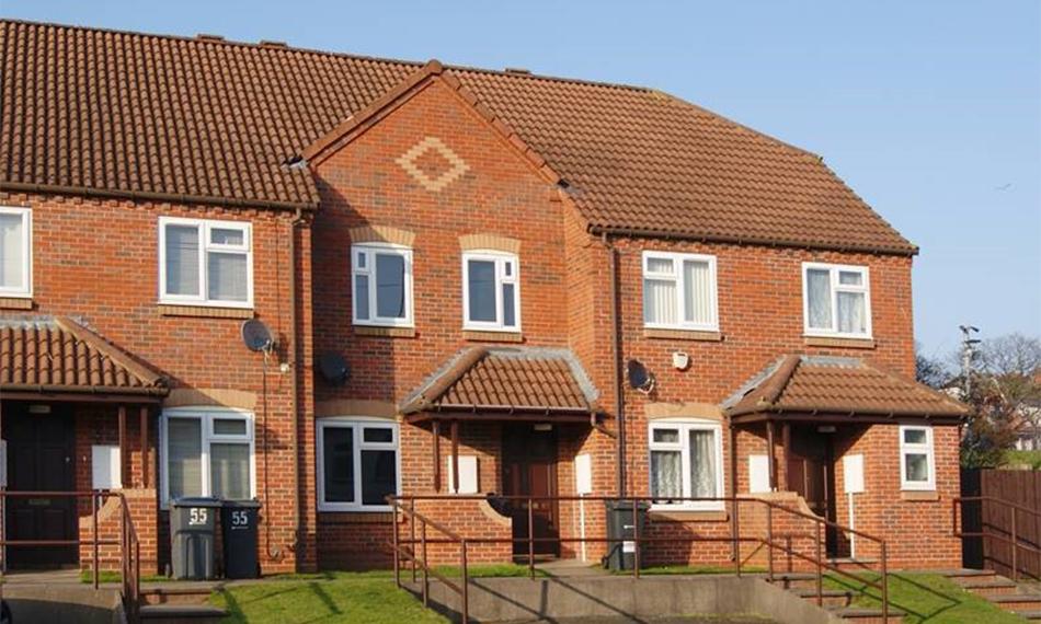 300 OPTIMA CASEMENT WINDOWS USED IN REFURBISHMENT HOUSING PROJECT