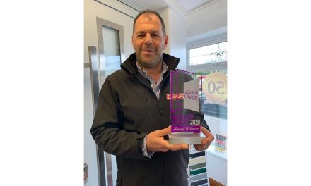 DOUBLE AWARD WIN FOR ELMHURST WINDOWS