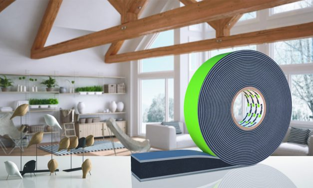 LAUNCH OF ILLBRUCK TP654 MULTI-FUNCTIONAL WINDOW AND DOOR TAPE OFFERS AN AIRTIGHT SOLUTION TO MEET SUSTAINABILITY GOALS