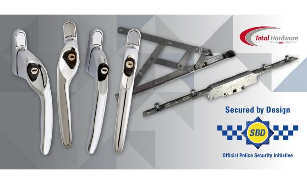 TOTAL HARDWARE ANNOUNCES NEW SECURED BY DESIGN ACCREDITATIONS
