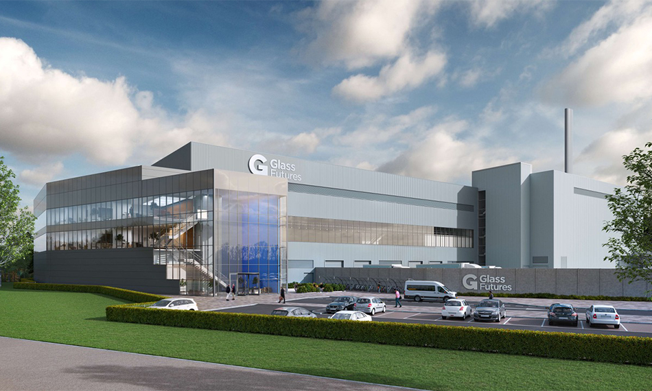 PLANNING PERMISSION GRANTED FOR £54MILLION GLASS FUTURES DEVELOPMENT – ACCELERATING DELIVERY OF ZERO CARBON GLASS
