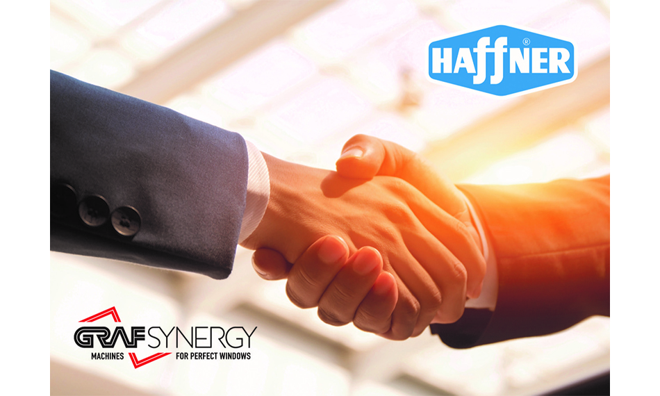 HAFFNER ANNOUNCES EXCLUSIVE PARTNERSHIP WITH GRAF SYNERGY