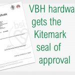 VBH RECEIVE KITEMARK RECOGNITION