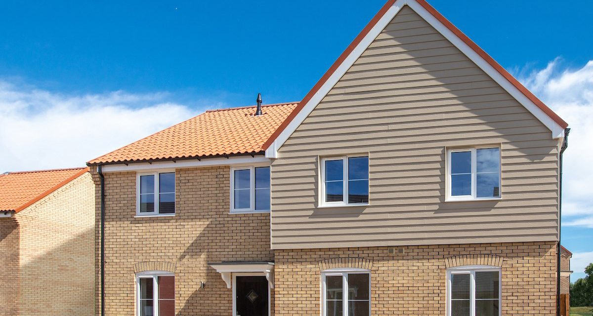 SPECTUS WINDOWS AND DOORS COMPLETE NEW LINCOLNSHIRE RESIDENTIAL HOUSING DEVELOPMENT