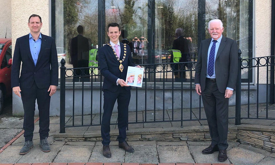 APEER ANNOUNCES £500K MACHINERY INVESTMENT DURING MAYOR'S VISIT