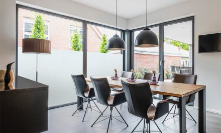 SMART WINDOWS TO EASE PRIVACY CONCERNS WHEN CONVERTING SHOPS INTO FLATS