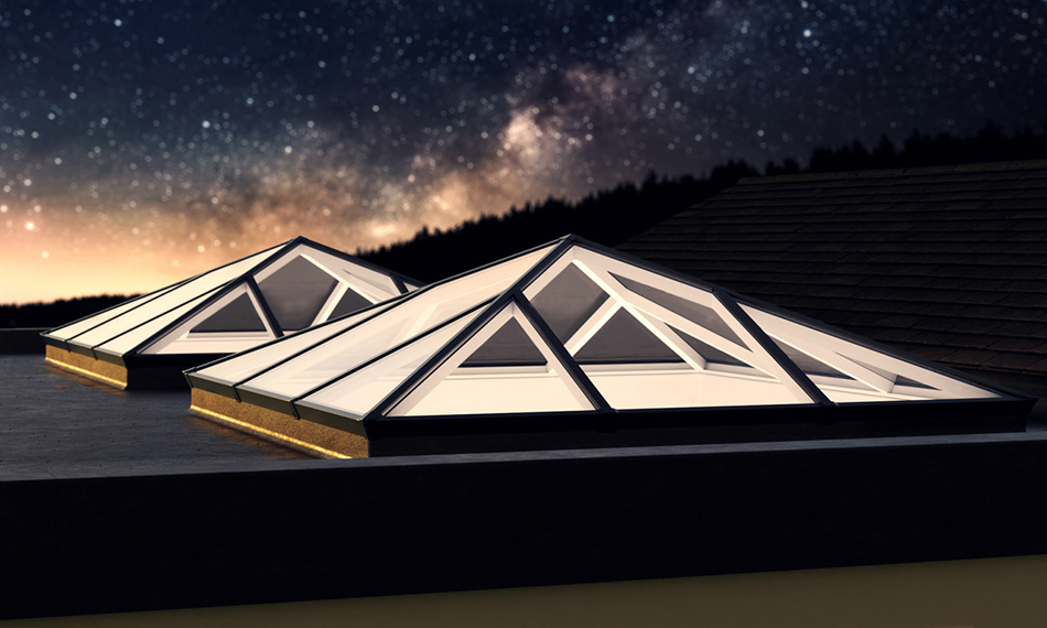 SHEERLINE LAUNCHES 'NEXT GENERATION' S1 ROOF LANTERN