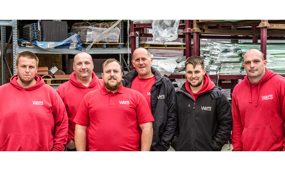 FREEFOAM IS THE TOP CHOICE FOR WATTS ROOFING