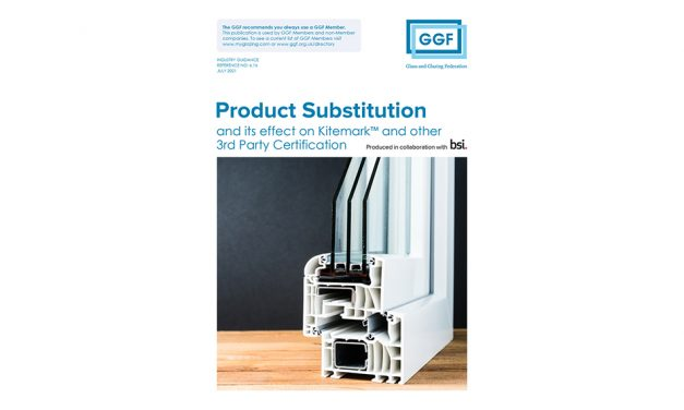 GGF LAUNCHES PRODUCT SUBSTITUTION GUIDANCE