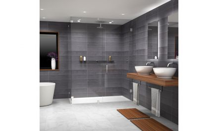 SHOWER HARDWARE SOLUTIONS THAT BRING SPA-LIKE LUXURY HOME