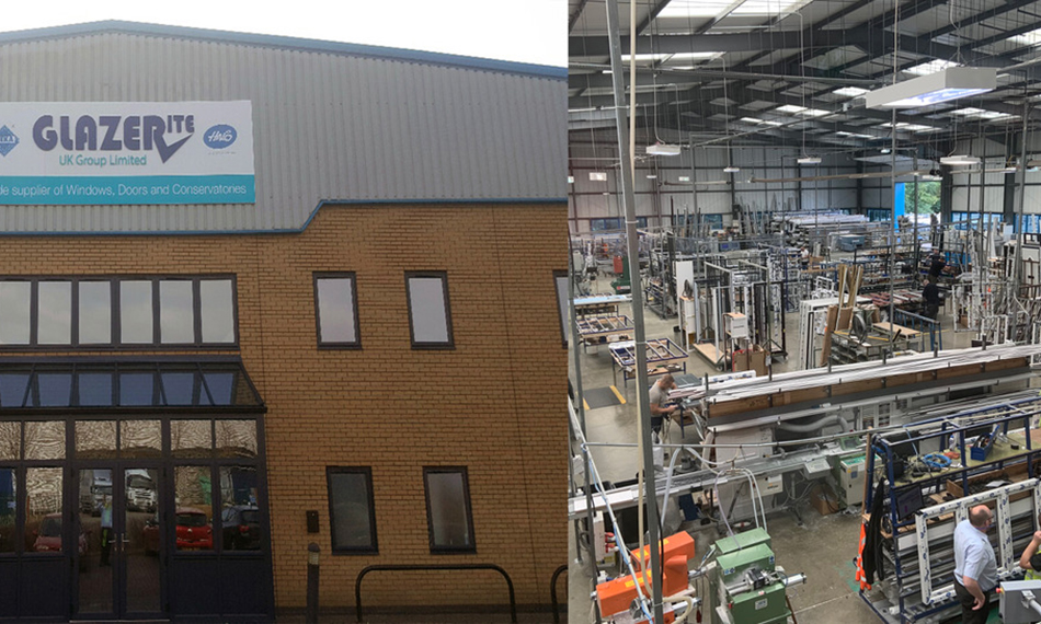 TIMBERWELD® AND HALO MAKE THE PERFECT MATCH FOR GLAZERITE INSTALLERS