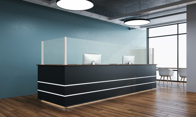 PARTITIONING OFF FOR SAFETY AND PEACE OF MIND