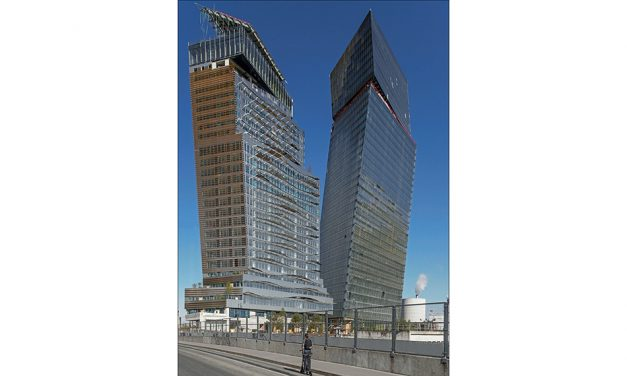 PYROGUARD PROTECT MAKES THE DIFFERENCE FOR PRESTIGIOUS PARIS PROJECT: TOURS DUO