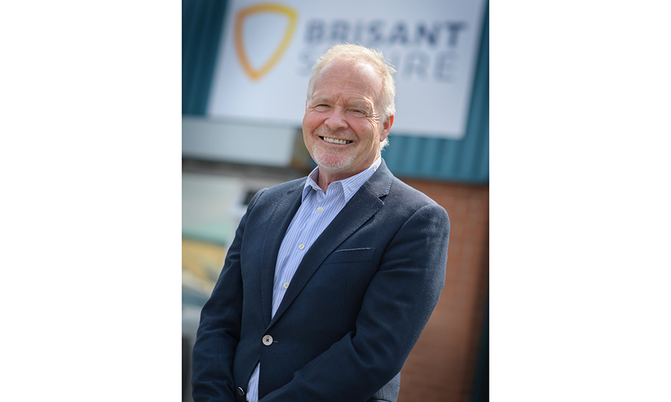 NEW NON-EXEC CHAIRMAN JOINS BRISANT SECURE TO SUPPORT FUTURE GROWTH
