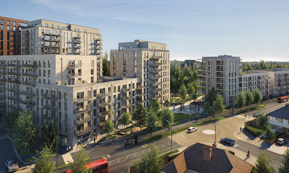 DECEUNINCK FABRICATOR, FASTFRAME, COMPLETES £2M FIRST PHASE OF GRAND UNION DEVELOPMENT
