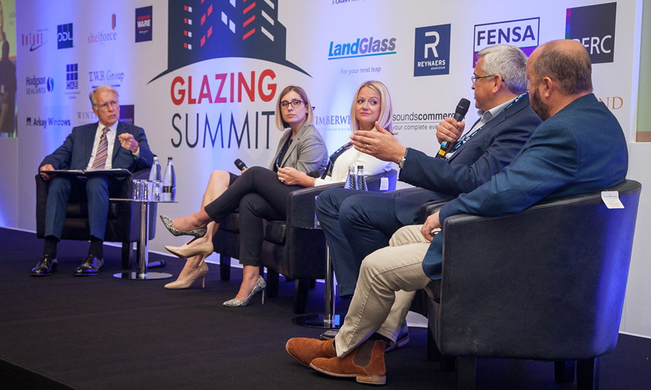 CONTROVERSIAL AGENDA ANNOUNCED FOR THE GLAZING SUMMIT