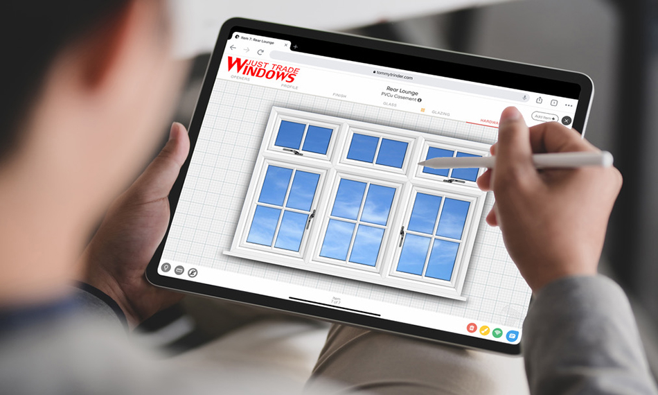THE POWER OF PRESENTATION – JUST TRADE WINDOWS BOOST MARGINS WITH FRAMEPOINT®