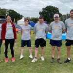 TRADEGLAZE TIGERS' ROARSOME EFFORT TO HELP RAISE FUNDS FOR THE NHS