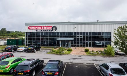 VICTORIAN SLIDERS SCALES UP WITH £14M INVESTMENT