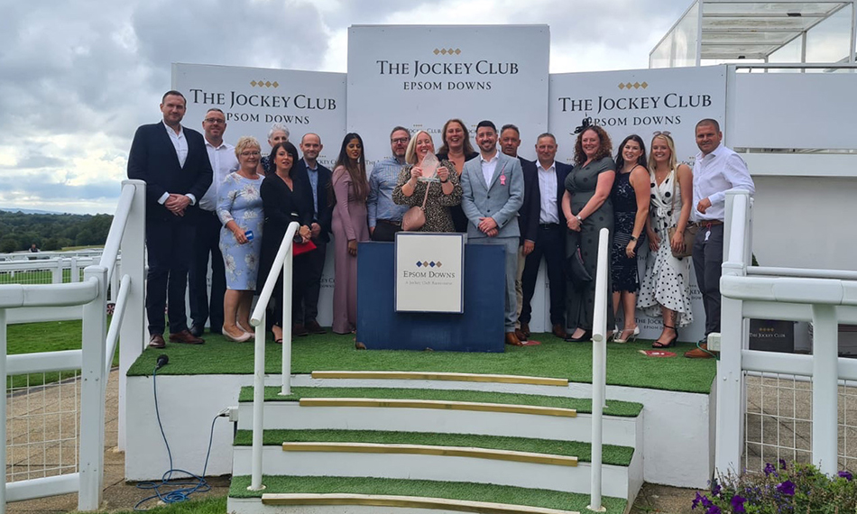 RACE DAY IS A GALLOPING SUCCESS FOR WIDGETS
