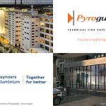 PARTNERSHIP WITH REYNAERS ALUMINIUM EXPANDS PYROGUARD PORTFOLIO OF FIRE SAFETY GLASS SOLUTIONS