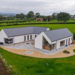 SPECTUS WINDOWS SELECTED FOR BESPOKE ARCHITECT-DESIGNED HOME IN NORTHERN IRELAND